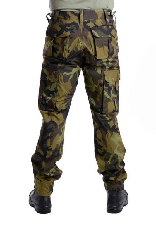 Kalhoty vzor 95 AČR letní RIP-STOP zelená