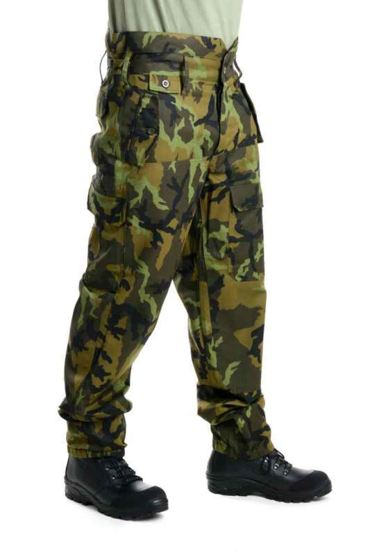 Kalhoty vzor 95 AČR zelená