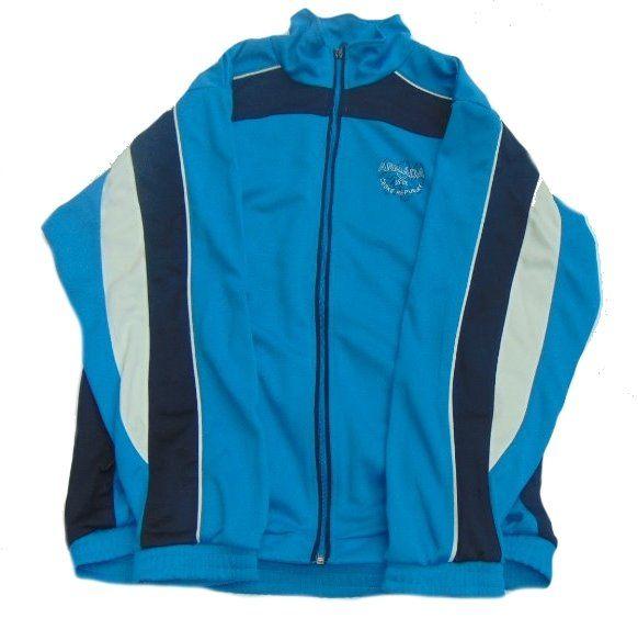 dd5113539cf Bunda tepláková (mikina) AČR modrá