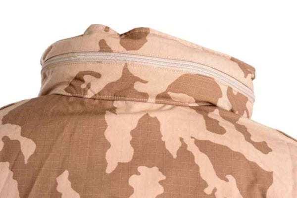 Kabát vzor 95 Kongo hnědý