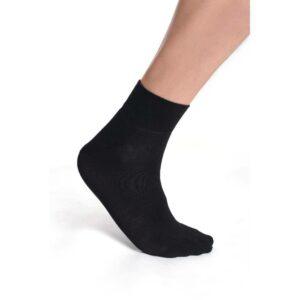 Ponožky černé bambusové activ