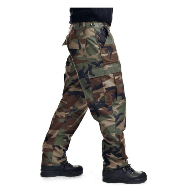 Kalhoty RIP-STOP URBAN US střih BDU Max Fuchs AG_DSC_6499
