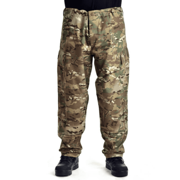Kalhoty US typ ACU RIP-STOP polní MULTITARN MIL-TEC_v2