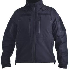 Softshellová bunda Plus černá MIL-TEC_DSC_5261