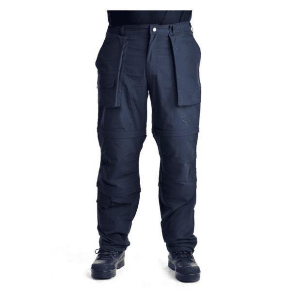 Kalhoty multifunkční odepínací z multivlákna khaki Fox Outdoor_DSC_5440