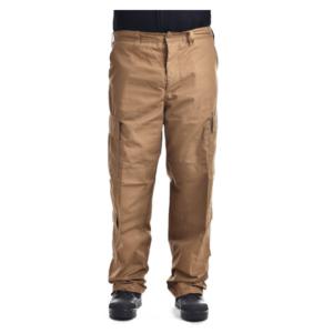 Kalhoty multifunkční odepínací z multivlákna khaki Fox Outdoor_DSC_6501
